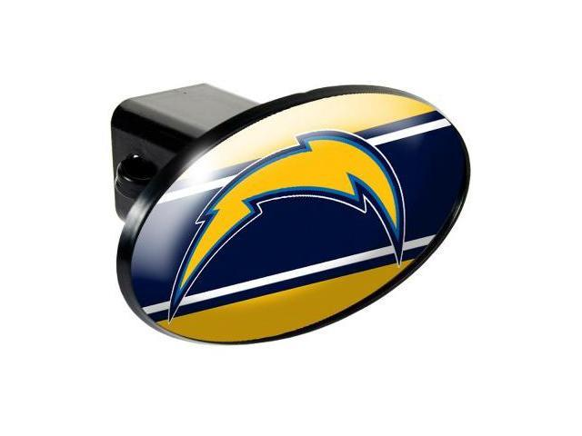 Great American Products 72019 Trailer Hitch Cover- San Diego Chargers