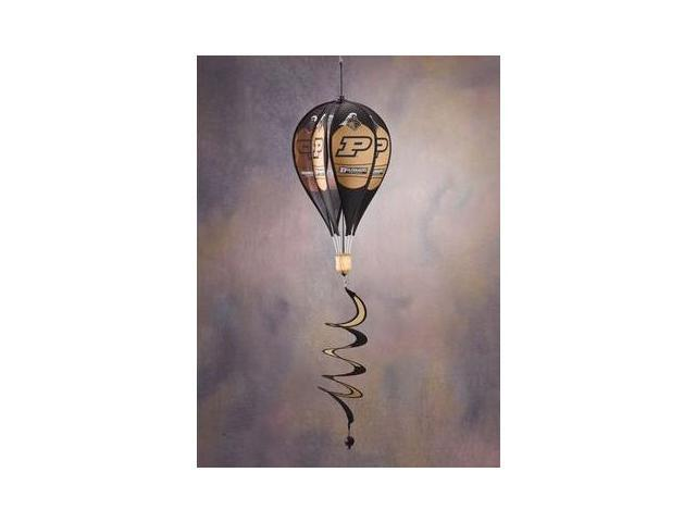 Bsi Products 69033 Hot Air Balloon Spinner - Purdue Boilermakers
