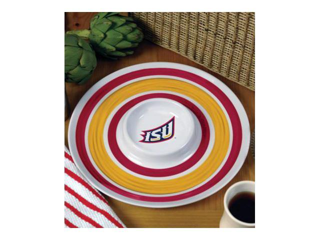 BSI PRODUCTS 38022 Melamine Serving Tray- Iowa State Cyclones