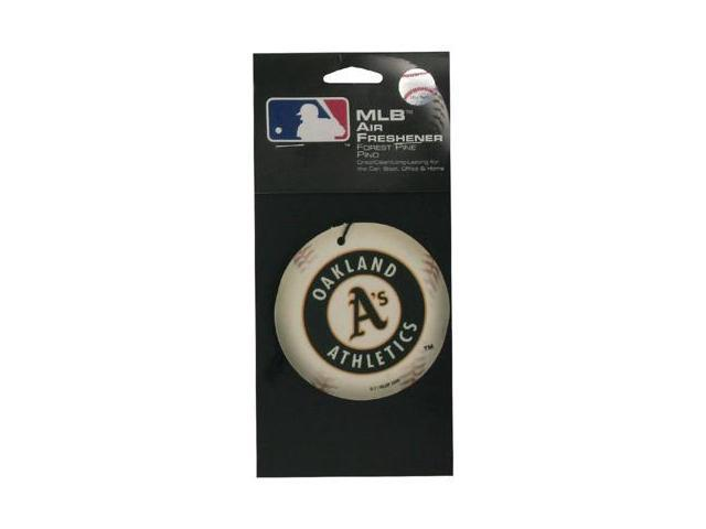 mlb oakland athletics baseball pine air freshener - Pack of 24