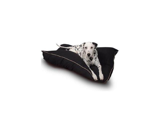 Majestic Pet 788995653509 28x35 Medium Super Value Pet Bed- Black