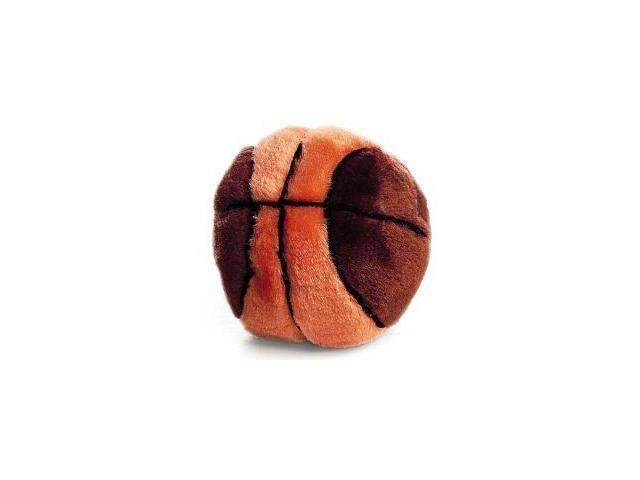 Ethical Pet Plush Basketball Dog Toy - 4223