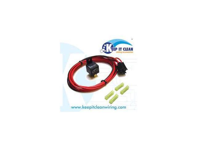 Keep It Clean HARNBL Brake Light Relay Kit