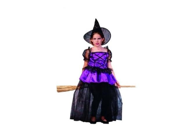 RG Costumes 91117-L Sabrina Pretty Witch Costume - Size Child Large
