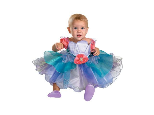 Infant Ariel Costume Disguise 50507