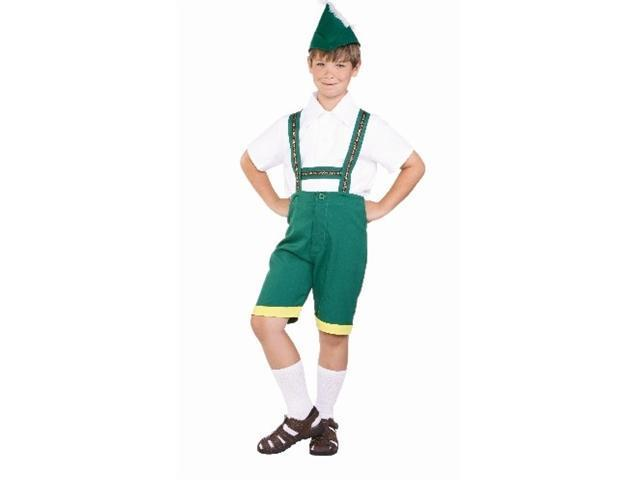 RG Costumes 90279-L Bavarian Boy Costume - Size L