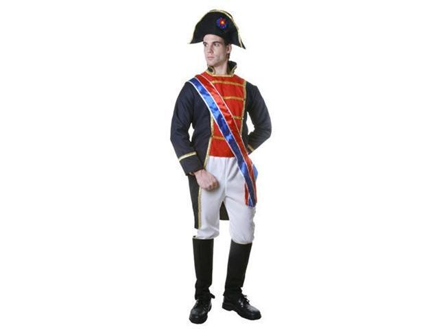 Dress Up America 351-L Adult Napoleon Costume - Size Large