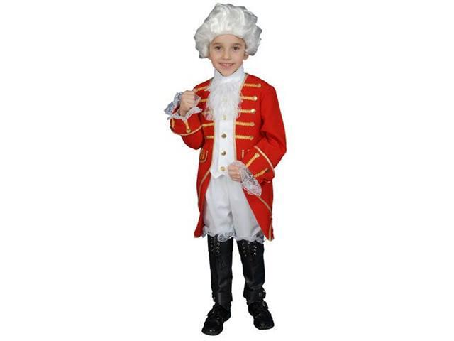 Dress Up America 377-T Victorian Boy Set Costume - Size Toddler T4