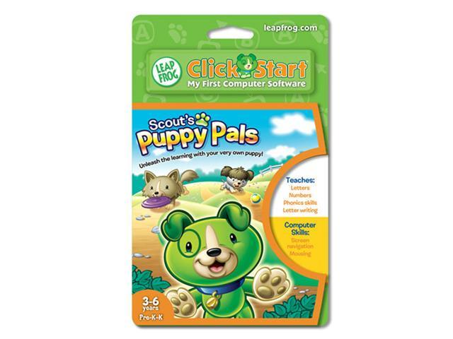 Leap Frog 22659 ClickStart Scouts Puppy Pals