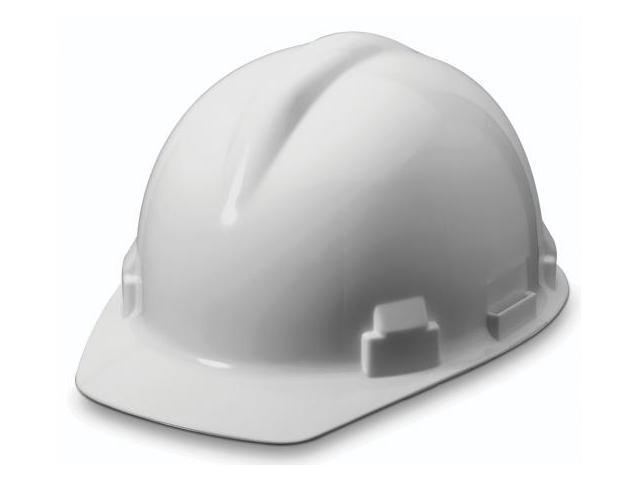 Sperian Protection Americas White Hard Hat  RWS-52002