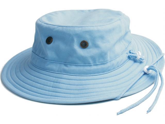 Sloggers Womens Sky Blue Classic Cotton Hats  4471SB