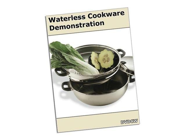 BNF DVDCW Informative Cookware DVD for Waterless Cookware