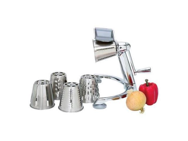 Maxam KTVC7 Vegetable Cutter with 5 Attach