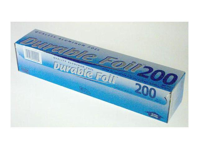 Durable Foil Durable Foil Quality Aluminum Foil 92200 - Pack of 12