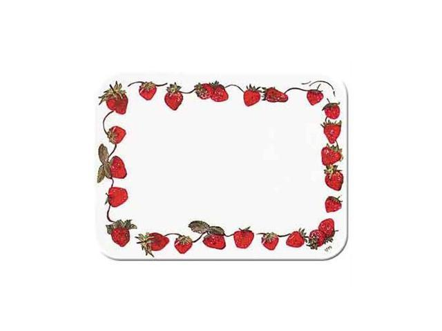 McGowan TT00222 Tuftop Strawberries Cutting Board- Medium