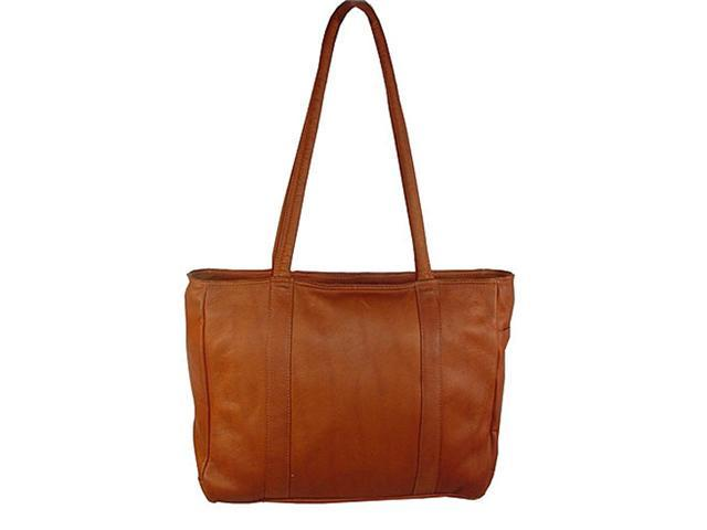 David King & Co 574T Multi Pocket Shopping Tote- Tan