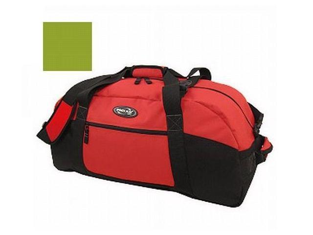 "Luggage America S-1042-GN Sports Plus 42"" Polyester Sports Duffel"