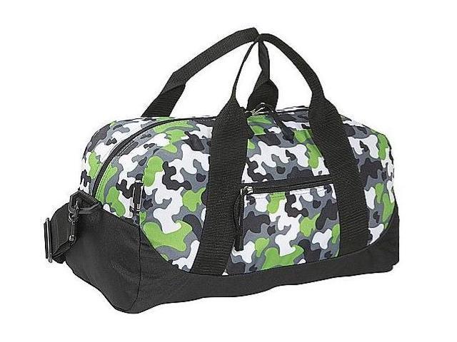 Wildkin 25088 Camoflauge Duffel Bag