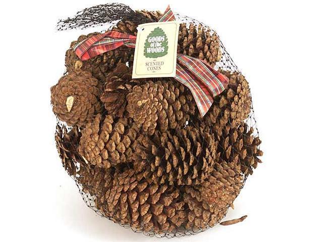 Woodeze 5FD-10289 Scented Pine Cones In Bag (Pine)