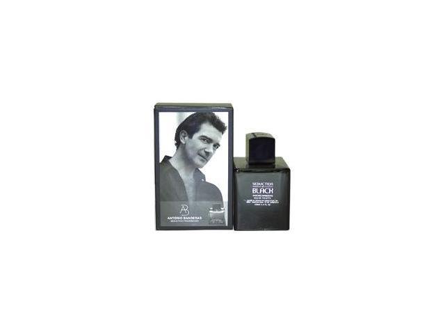 Antonio Banderas Seduction In Black 3.4 oz EDT Spray