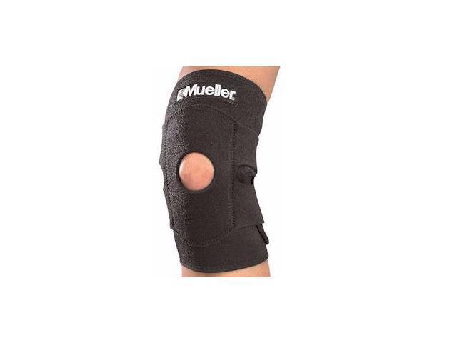 Mueller Sports Medicine 4531 Mueller Wraparound Knee Support with adjustable straps
