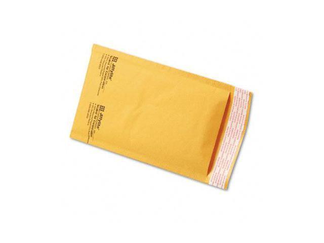 Sealed Air 39091 Jiffylite Self-Seal Mailer  Side Seam  #00  Golden Brown  250/carton