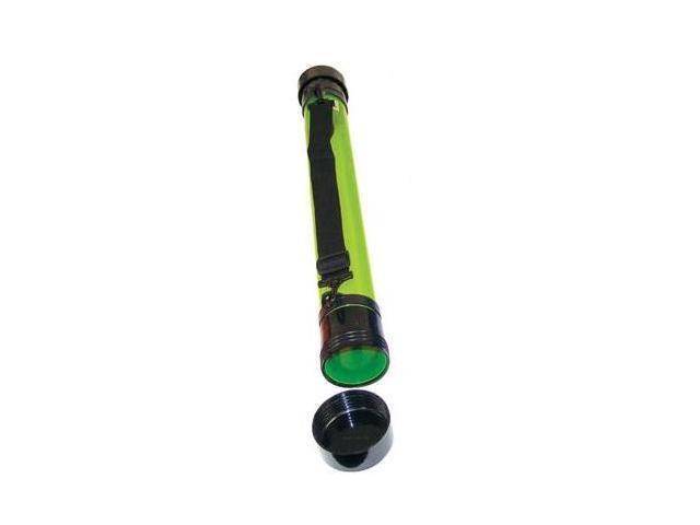 """Alvin ML37-GR 37""""L Ice Tube - Green"""