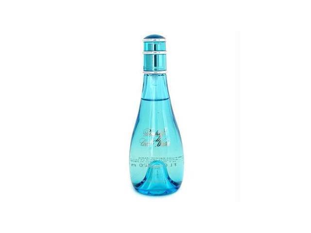 Davidoff Cool Water Eau De Toilette Spray - 100ml-3.3oz