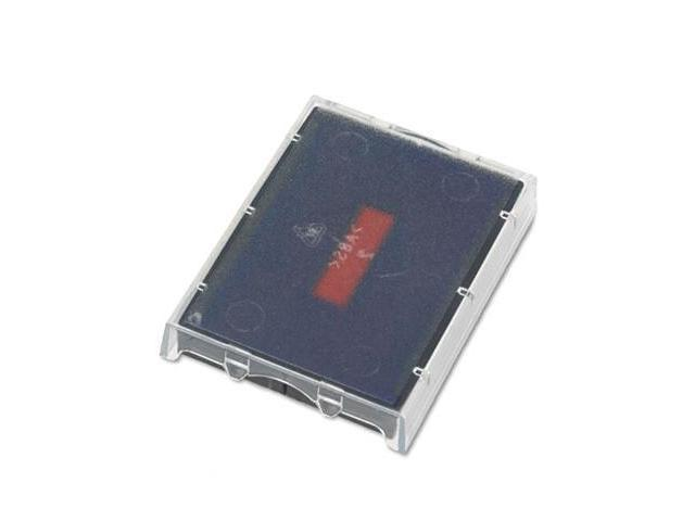 US Stamp P5470BR T5470 Dater Replacement Ink Pad  1-5/8w x 2-1/2d  Red/Blue