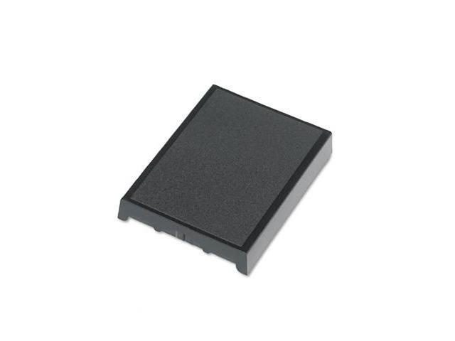 US Stamp P4729BK Trodat T4729 Dater Replacement Pad  1-9/16w x 2d  Black
