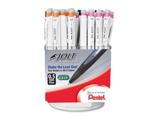 Alvin AS305-4D 0.5mm Pentel Jolt Mechanical Pencils - Display of 48