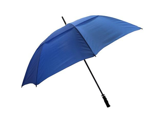 Premium Connection 065-FSVBL Fiberglass Shaft Umbrella - Blue - Case of 24