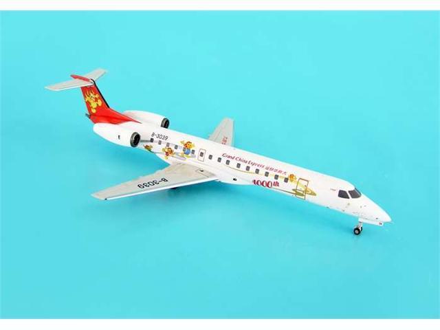 Daron AV2145001 Aviation200 Grand China Express ERJ145 100th Livery