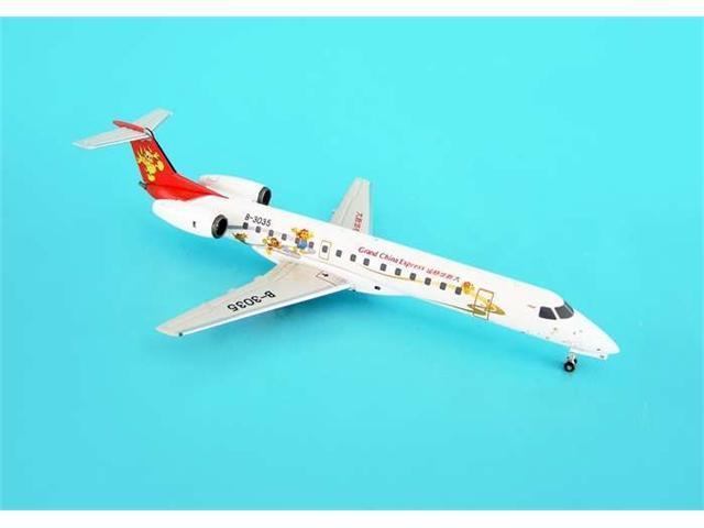 Daron AV2145002 Aviation200 Grand China Express ERJ145  Carton Livery