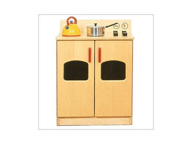 Early Childhood Resources ELR-0430 Play Stove