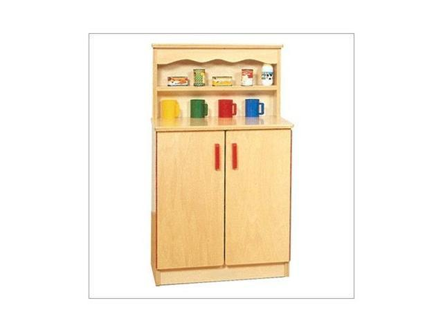 Early Childhood Resources ELR-0432 Play Cupboard