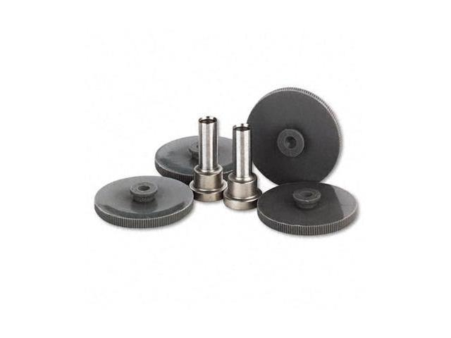 """Replacement Punch Kit,9/32"""",100 Sheet Cap.,2 Heads/4 Disks CUI60005"""