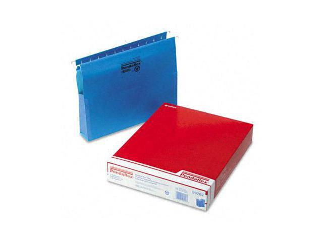 Tops Pendaflex 59202 2   Expansion Hanging Box Bottom Folders with Sides  Letter  BE  25/Box