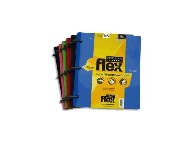 Five Star Flex Hybrid Notebinder- 29104- Pack of 6