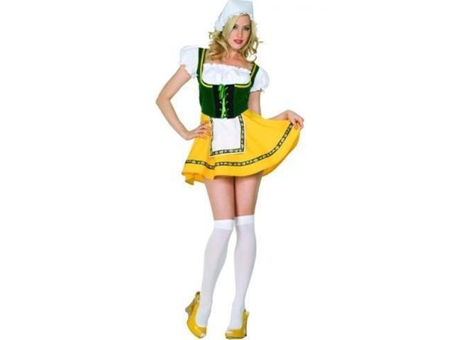 RG Costumes 81577-XL Beer Garden Girl Costume - Size XL