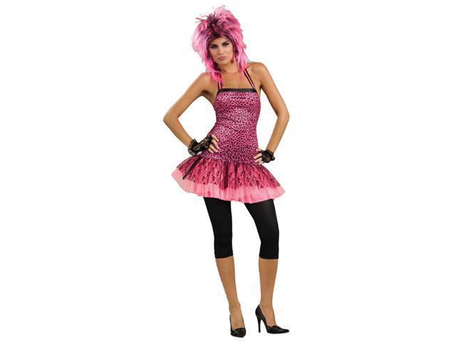 Neon Funk 80s Women's Costume