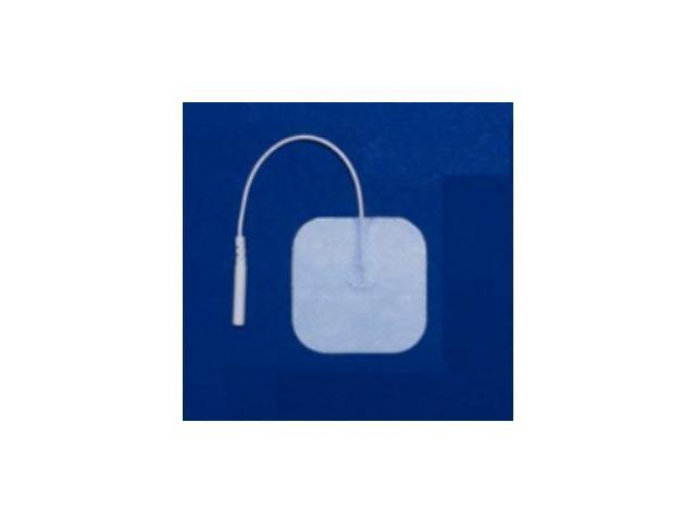 Pepin EW22 Envirotrode Cool Blue - 2 Inches Square Prewired Electrode - 20 Packs Of 4