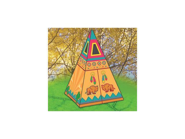 Pacific Play Tents 39610 Santa Fe Giant Tee Pee Playhouse Tent