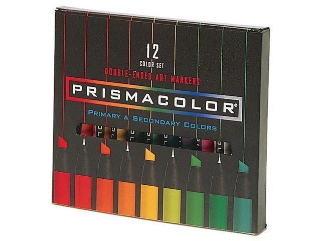Alvin BP12N Marker Set-prism Prim & Sec