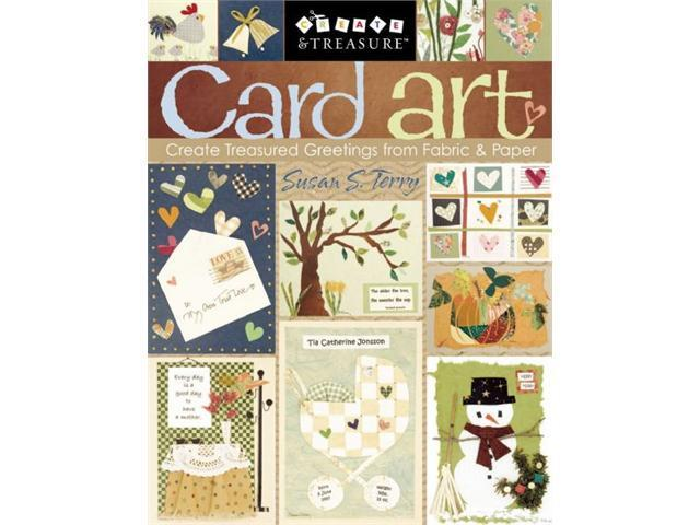 Alvin&Co CT10456 Card Art Idea Book