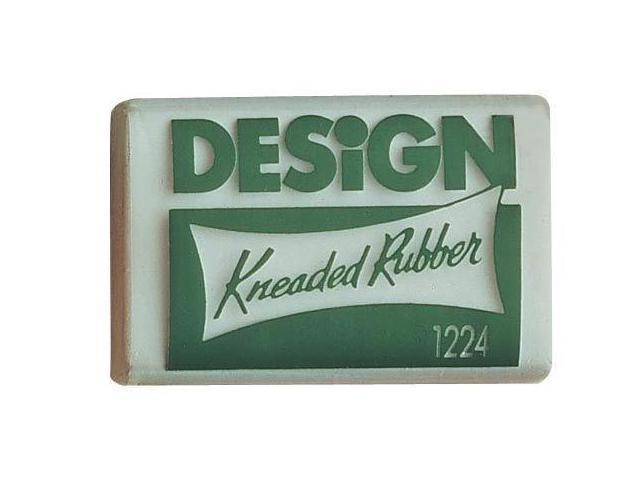 Design Kneaded Rubber Eraser X-Large Gray
