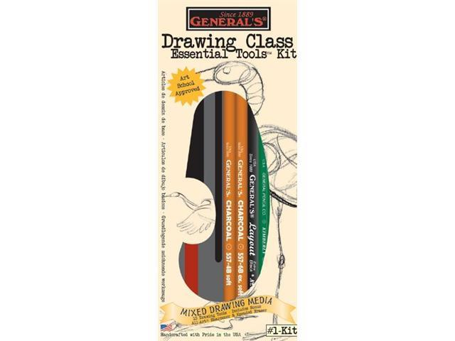 Alvin G1 Drawing Essential Tools Kit