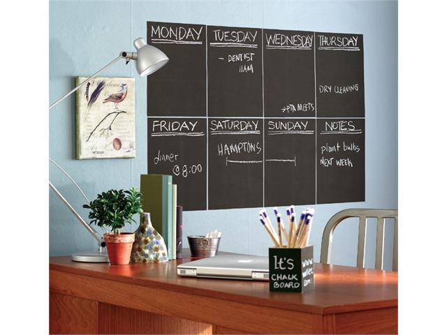 Wallies Peel & Stick Chalkboard Panels 9
