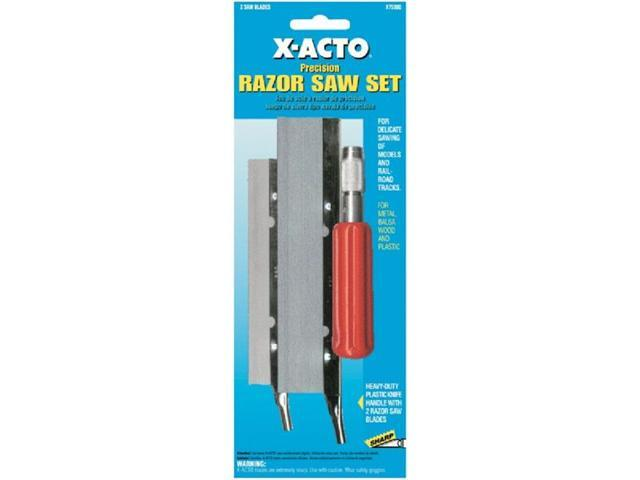 Alvin X-75300 X-acto Precision Razor Saw Set