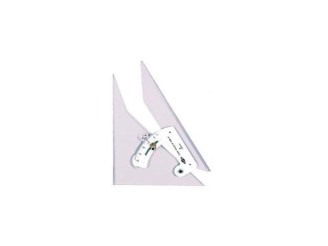 Alvin 1606 Adjustable Triangle 6 Inch Tech Grade